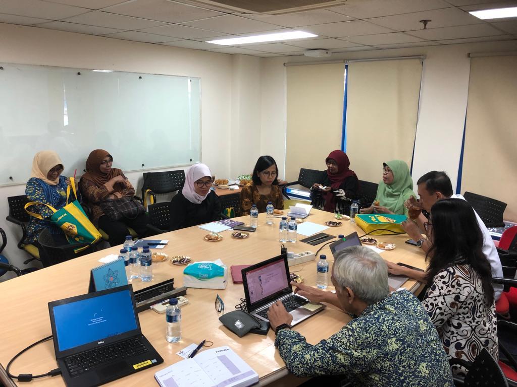 Rapat Kerja Pengurus dan Anggota Konsorsium Bioteknologi Indonesia di PT Merck Chemicals and Life Sciences
